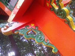 伏見稲荷灯籠