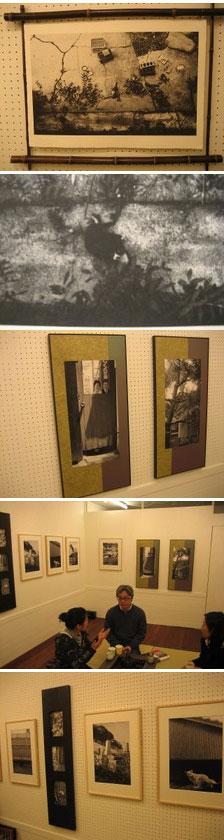 木本直行写真展 「猫の間・点」