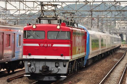 EF81 95+E657系(K12)10両