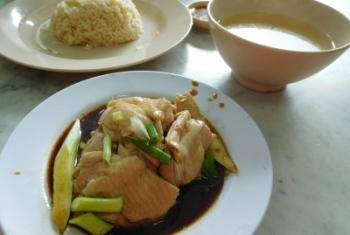 伍秀澤茶室(Goh Thew Chik Cafe)