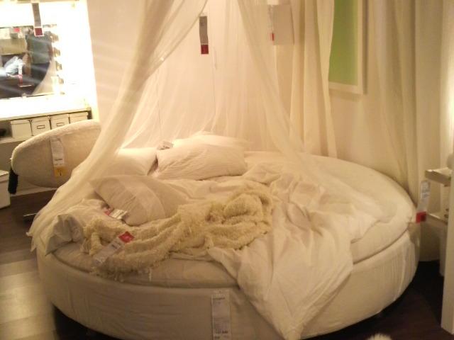 無回転ベッド