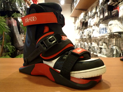 XSJADO STOCKWELL10 RED�