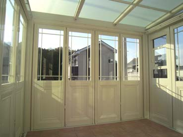 ガーデンルーム:NEW暖蘭物語の室内