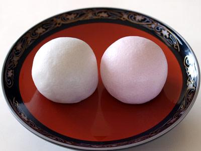 中村軒の薯蕷饅頭
