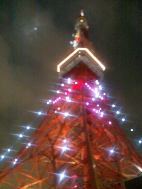 クリスマスライトダウン