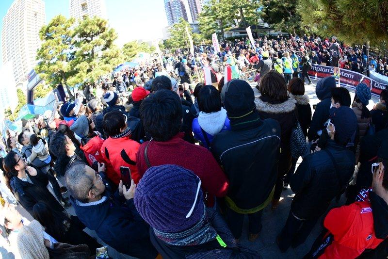 シクロクロス東京2017