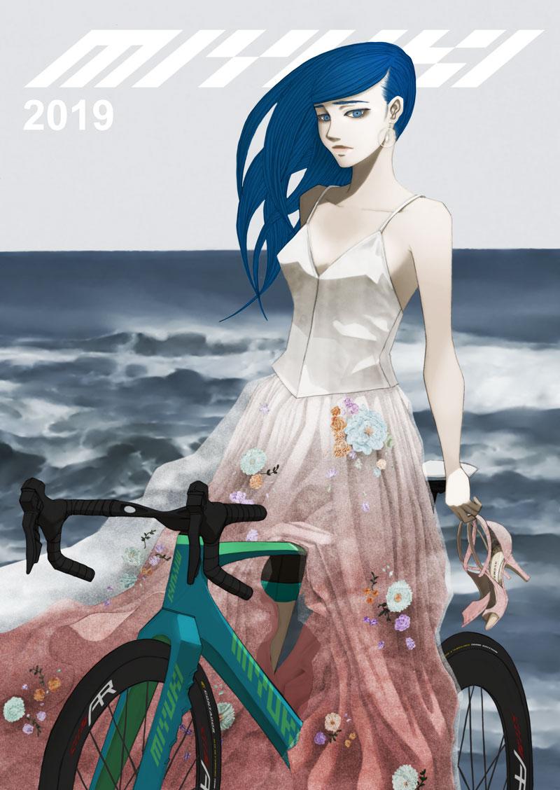 ミユキ自転車20019カタログ