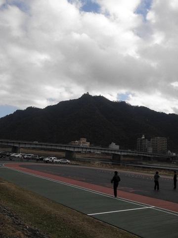 長良川公園改修後