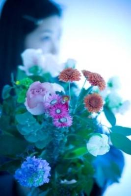 感謝の気持ちをお花に込めて!!