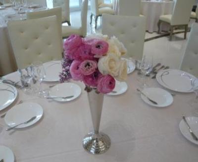 ゲスト用テーブル装花!�