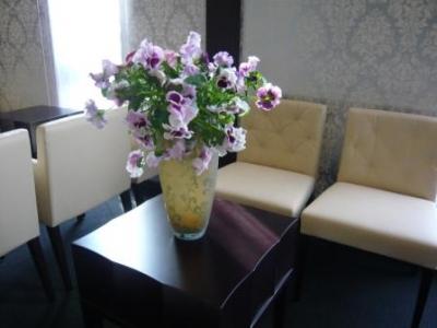 ファミリールーム装花!