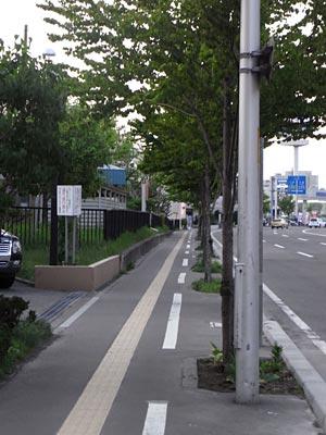 自転車専用道路02
