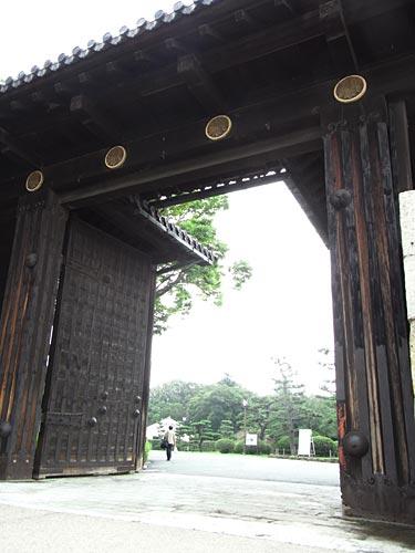 姫路01門