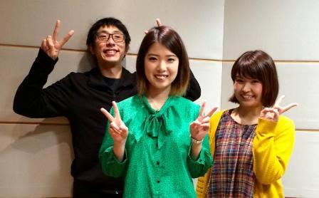 コトノFM愛媛カモれでぃナイト出演150413