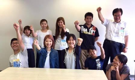 河原ITビジネス専門学校プロジェクト選考会160702
