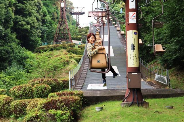 コトノ松山城に登ったよ
