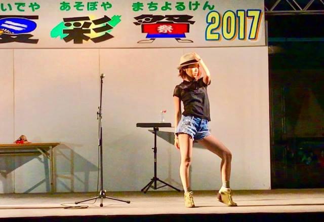 夏彩祭2017コトノミニライブ170827