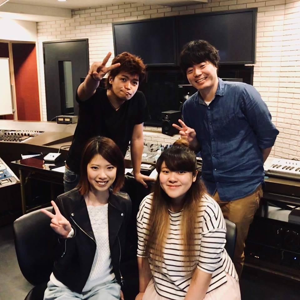 東京レコーディング_ミンナでピース_コトノ1804