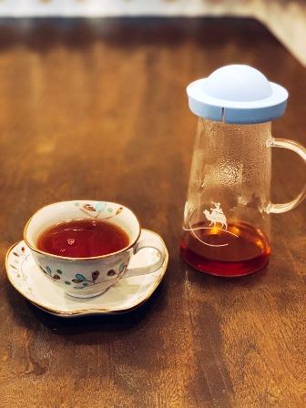 お気に入りのルピシア紅茶♪