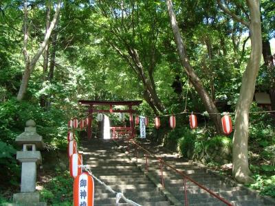 野内貴船神社