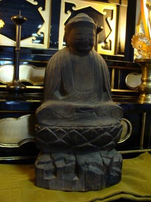 浄満寺の円空仏