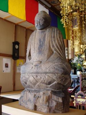 平舘福昌寺の円空仏