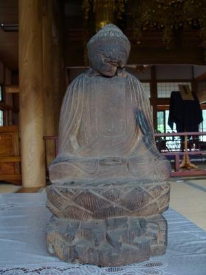 元光寺の円空仏