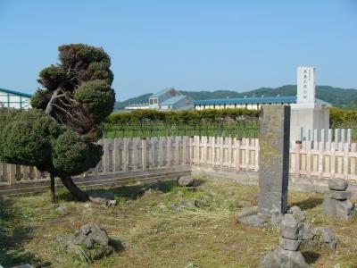 伝北畠氏墓所