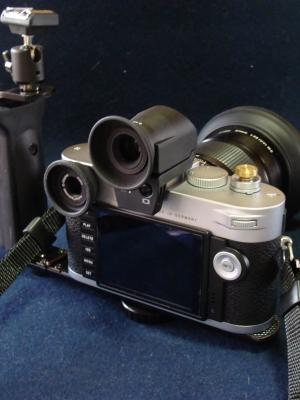 Leica M type 240 背面