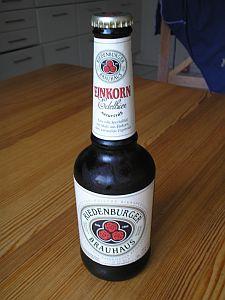 Einkornビール
