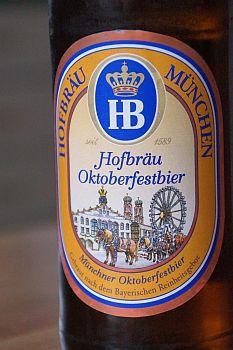 Hofbraeu Oktoberfestbier