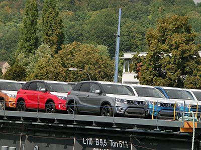 Suzuki車運搬