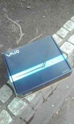 VAIO X505 Extreme にお別れ