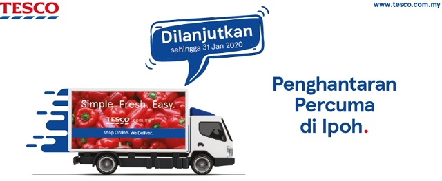 Tesco Online Delivery