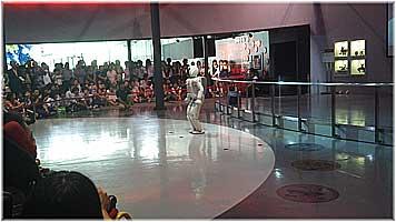 日本科学未来館・ASIMO