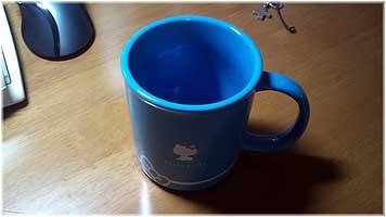 キティーマグカップ