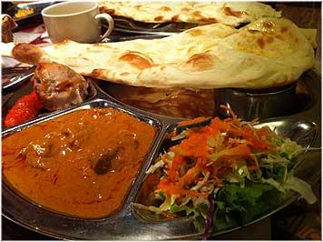 ネパール料理・サムジャナ