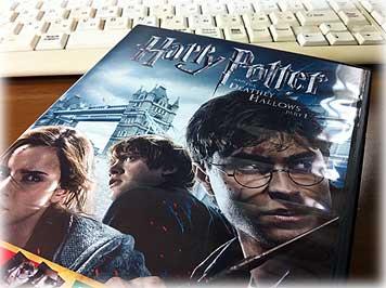ハリーポッター7 DVD