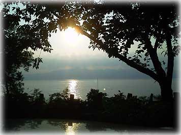 琵琶湖畔・シャーレ水ヶ浜