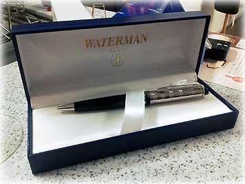 WATERMANのボールペン