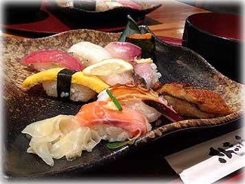 さんきゅう・お寿司