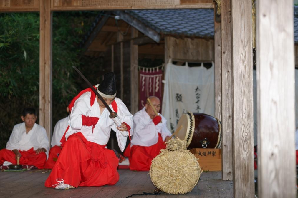 平尾神社秋季大祭