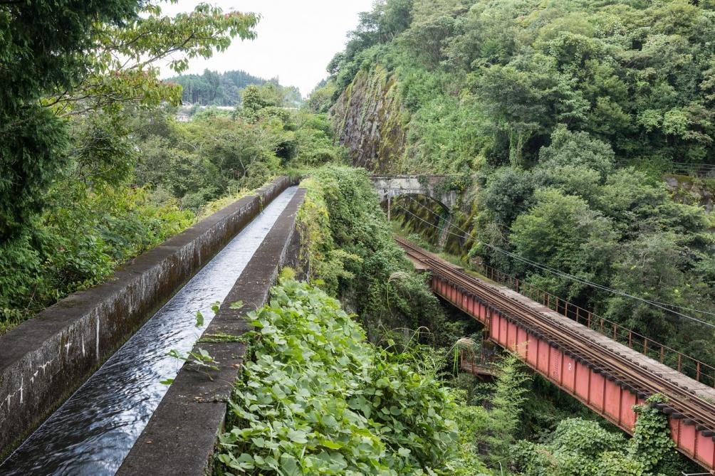 笹無田石拱橋