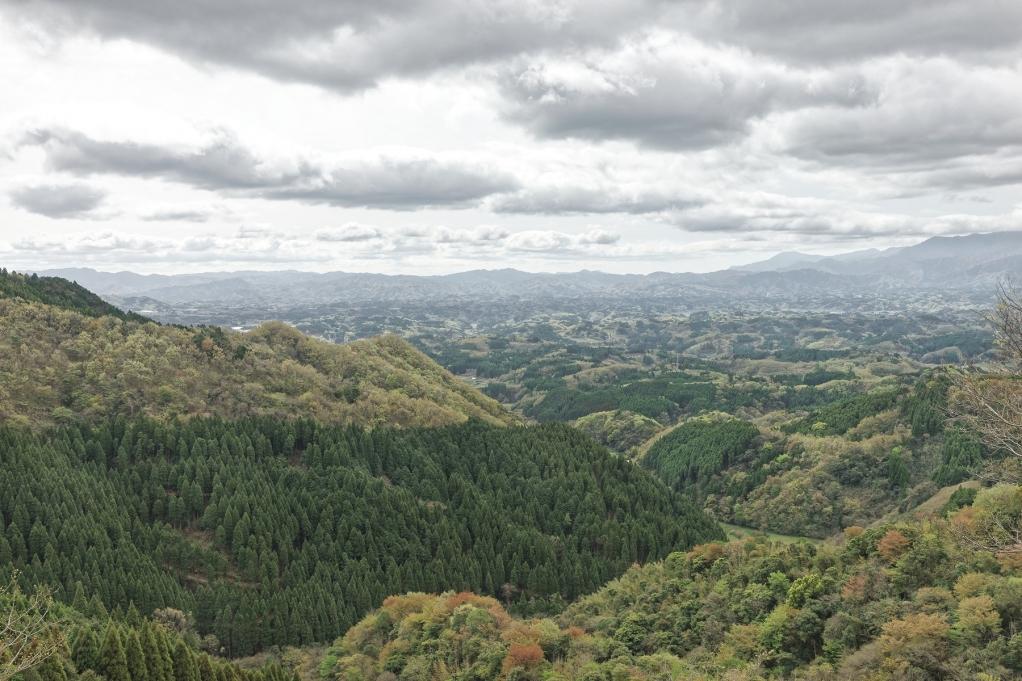 烏田地区から見る風景