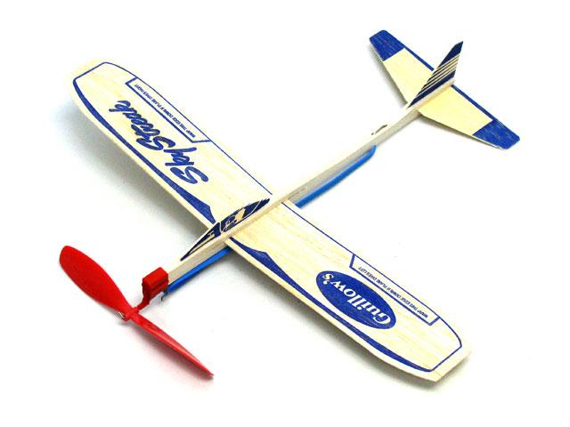 Kyle Crago Tech And Design Rubber Band Airplane