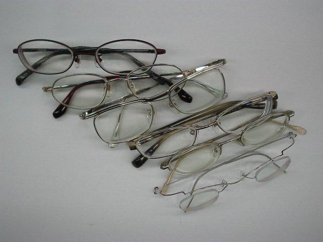 大事な眼鏡