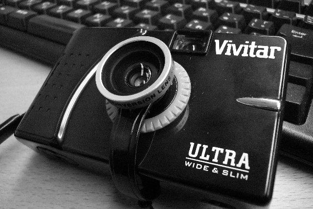 Vivitar +ワイコン