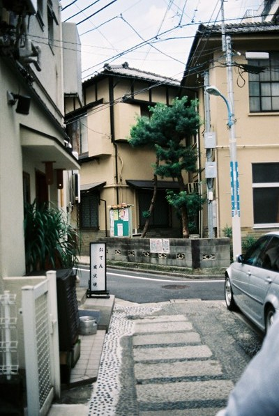神楽坂界隈