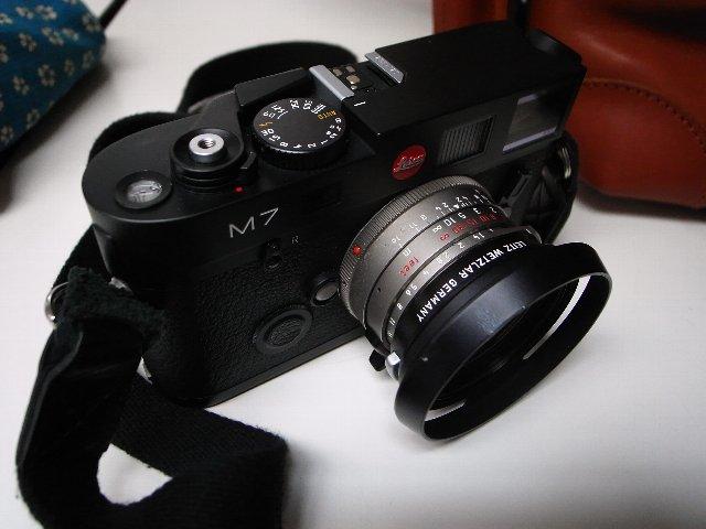M-7+レンズ