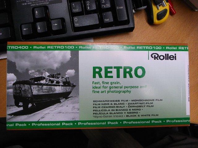 Rollei RETRO 100
